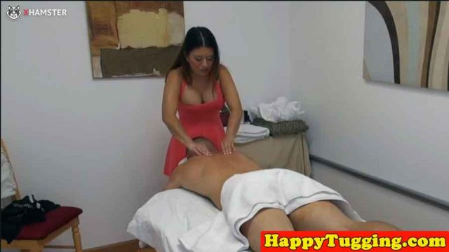 Dirty massage parlour boss sets up hidden cam to spy on massage therapists