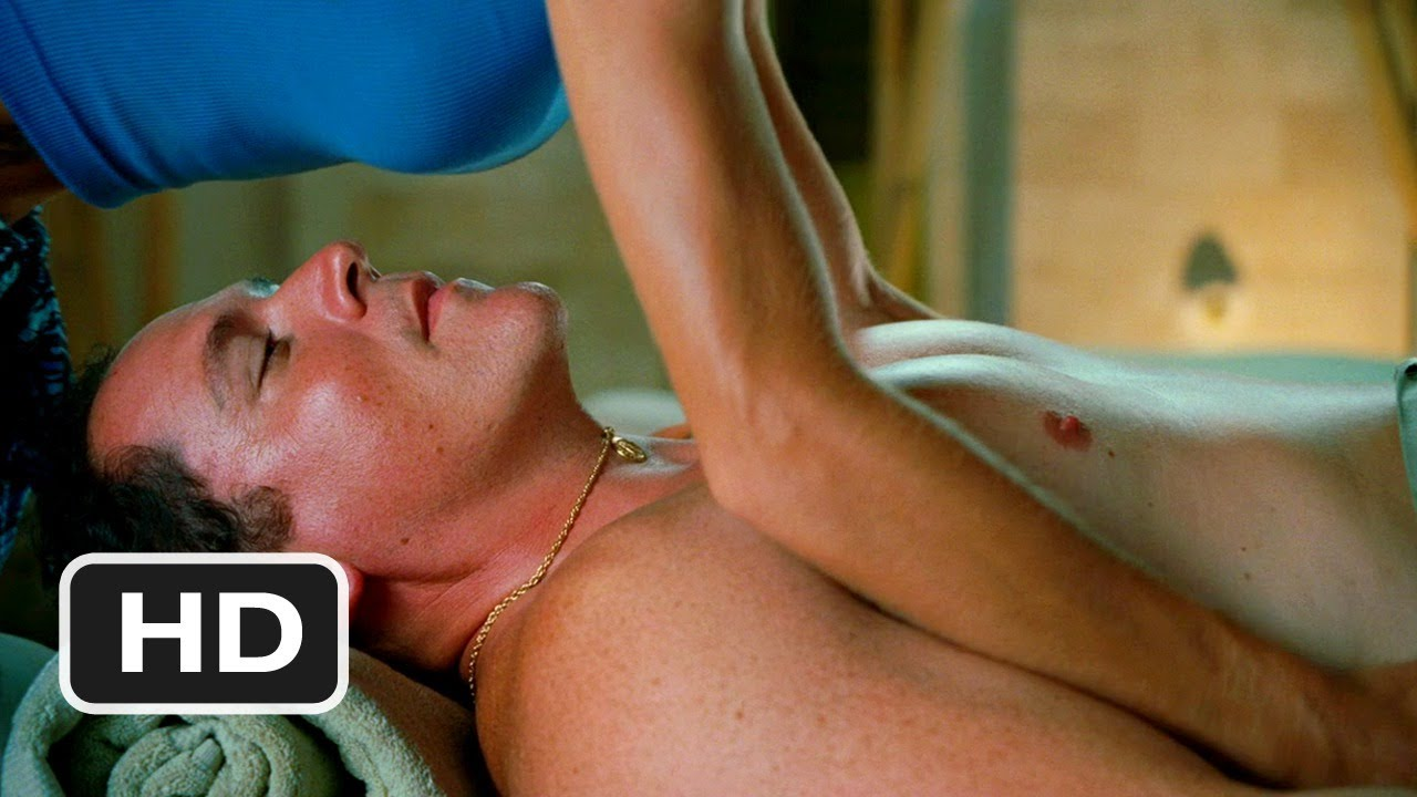 A comedic look at a couples massage session