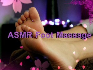 Amazing foot massage using feet creams