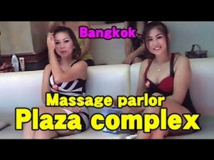 Asian massage parlors in Thailand Pattaya