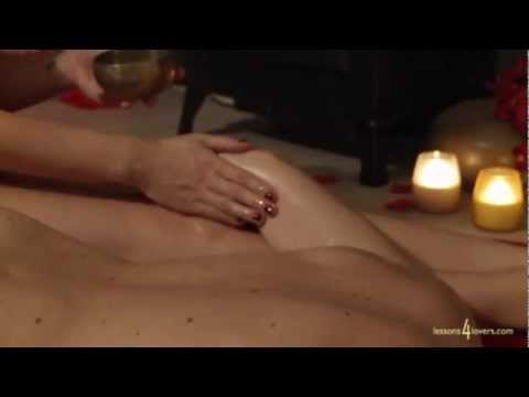 DVD course erotic massage partner Romantic Touch, a tantra massage for relationships!
