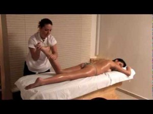 Have you ever heard of a Californian massage?