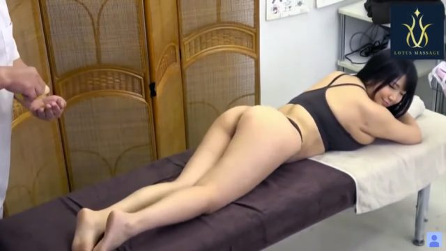 Body Sensual Massage 10 – Hot Japanese Girl With Flawless Skin Gets Full Body Massage