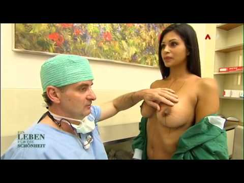 How massage exams are used in medical procedures such as boob jobs