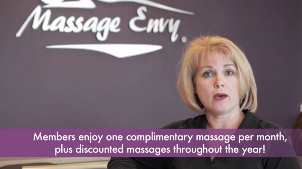 Looking for massage envy specials?