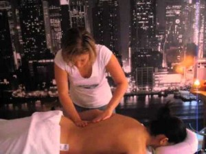 Swedish massage in London, a look at the different styles of strokes used