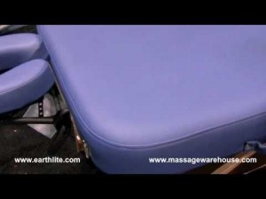 Wow your clients with an earthlite massage chair